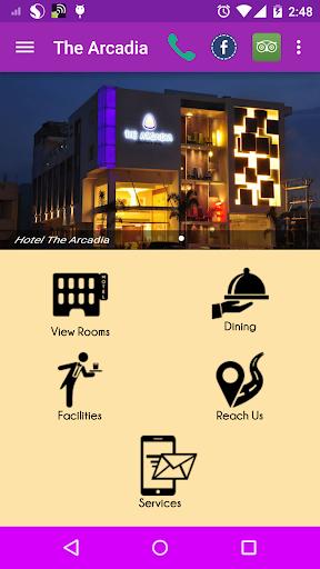 Hotel The Arcadia Coimbatore