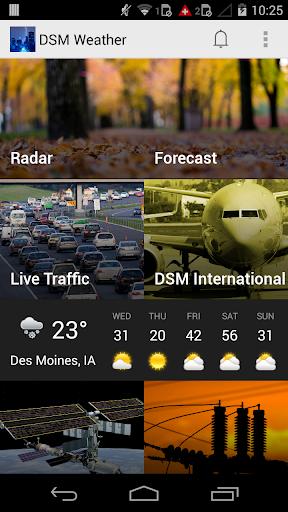 Des Moines Weather Radar