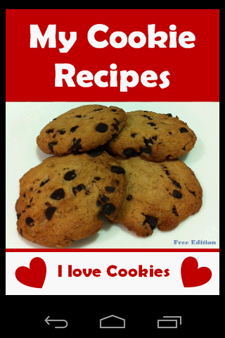 My Cookie Recipes