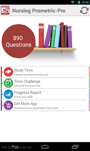 Nursing Exam Pro (SLE,DHA,MOH)- screenshot thumbnail