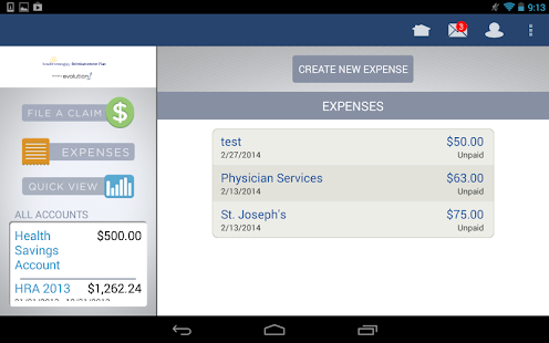 BenStrat Reimbursement Plan - screenshot thumbnail