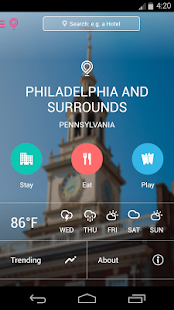 Philadelphia City Guide- screenshot thumbnail