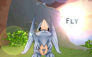 Screenshot of little Dragon 3D