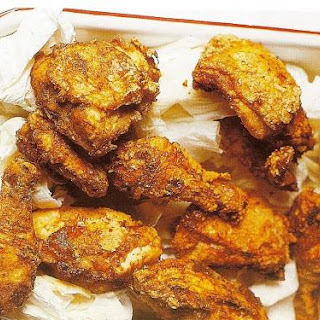 Southern Pan Fried Chicken.