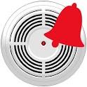 Smoke Detector Alarm Prank icon