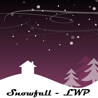 Abstract Snowfall LWP