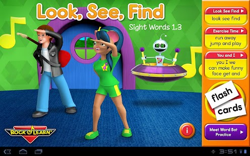 Sight Words 1.3 HD