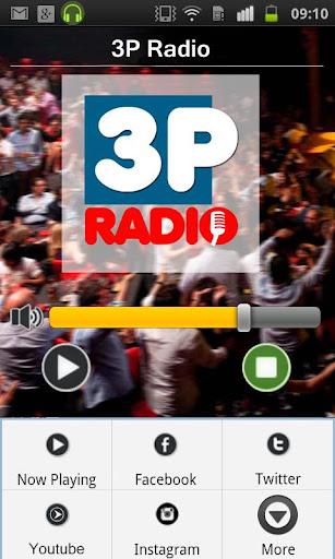 3P Radio 1.0