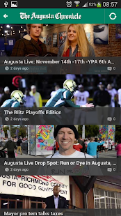 The Augusta Chronicle Mobile- screenshot thumbnail