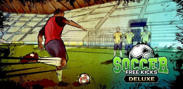 Soccer Free Kicks Deluxe APK 1.0