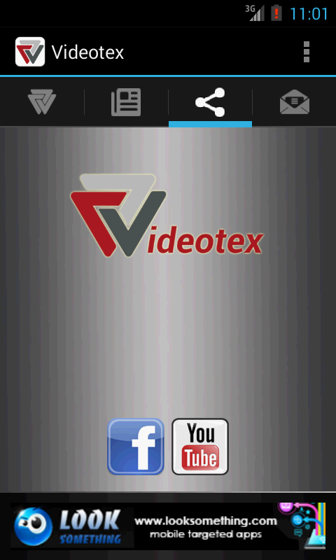 Videotex - screenshot