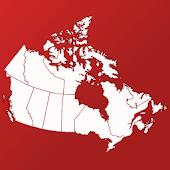 Canada Map Puzzle