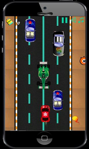 Drag Speed Race