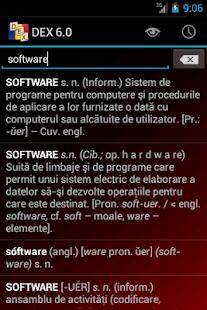 DEX pentru Android - screenshot thumbnail