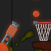 BASKETBALL CANNON SHOT