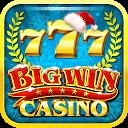 Slots - Big Win - Xmas mobile app icon