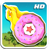 Donut Adventure Hill Race
