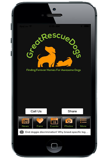 Great Rescue Dogs