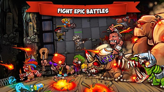 Commando Vs Zombies v1.1.3