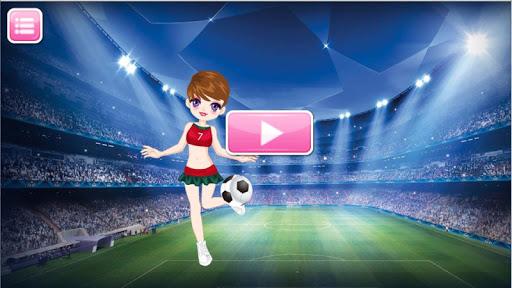 Football Cheerleader Dress Up