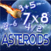 Cosmic Core Math Asteroids