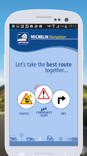 MICHELIN Navigation Traffic