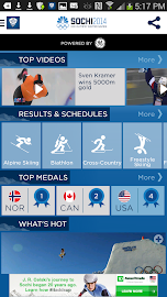 NBC Olympics Highlights Screenshot 1