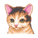Cat Care Tamagotchi Adfree icon
