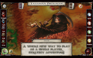 Screenshot of Talisman Prologue