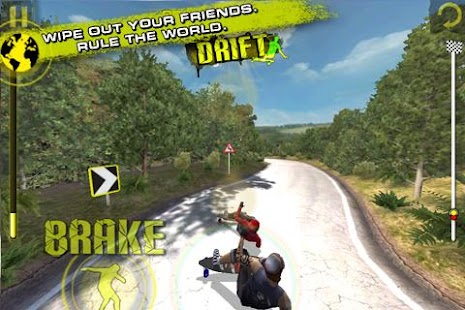 Downhill Xtreme Screenshot 1
