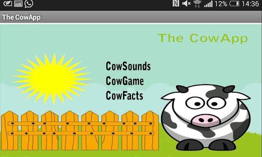 The legendary CowApp