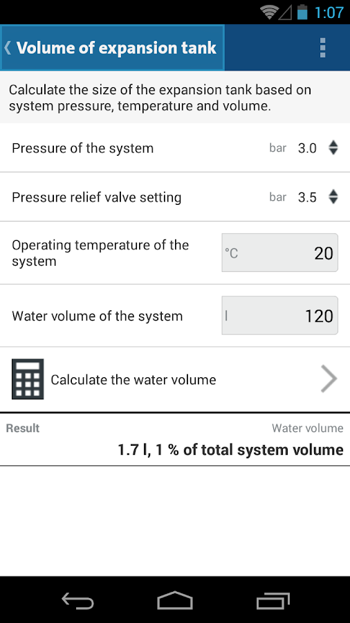 Grundfos GO Install- screenshot
