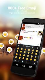 GO Keyboard - Emoji, Emoticons Screenshot 4