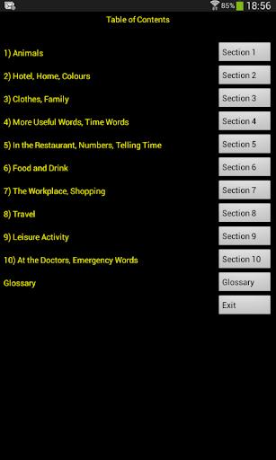 Linkword Spanish SA Complete