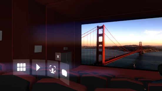 VR ONE Cinema- screenshot thumbnail