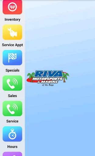 RIVA Motorsports Marine