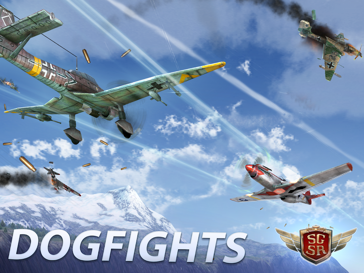 Sky Gamblers: Storm Raiders- screenshot