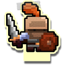 Tap Heroes - Idle Loot Clicker mobile app icon