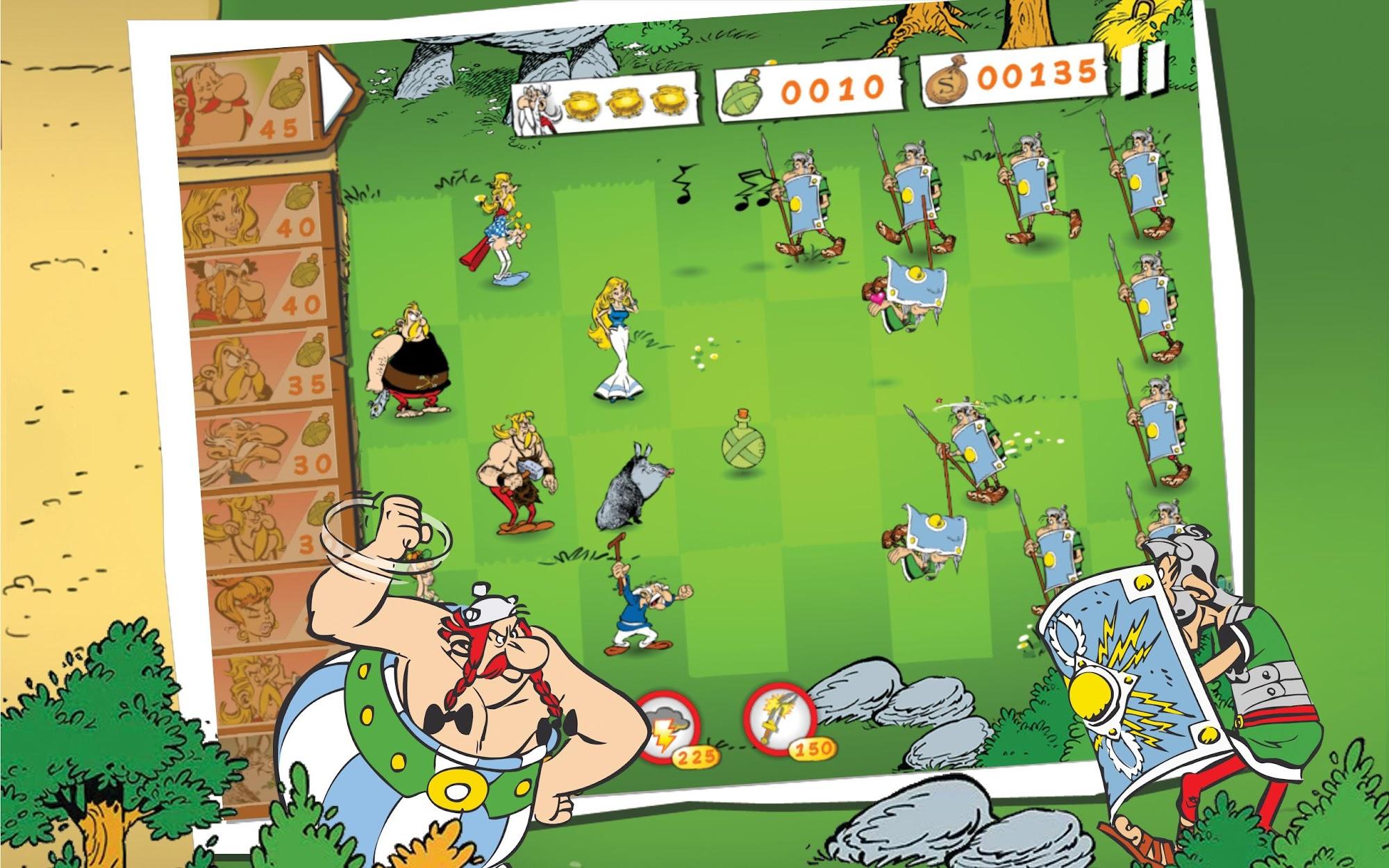 Asterix: Total Retaliation screenshot #8