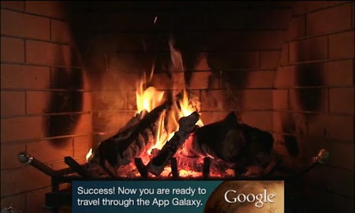 Christmas Yule Log- screenshot thumbnail