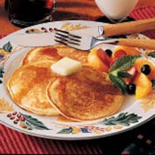 Maple Pancakes.