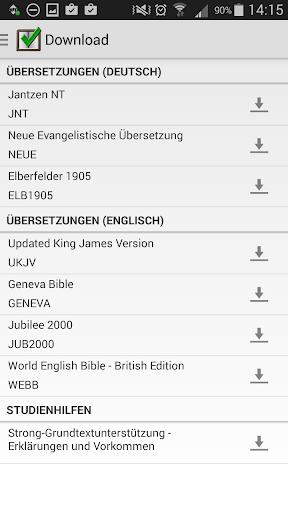 Studien Bibel 2