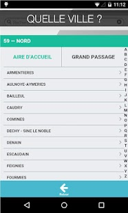 ANGVC - AIRES D'ACCUEIL- screenshot thumbnail