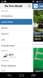The News-Herald for Android - screenshot thumbnail