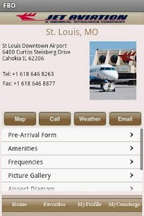 Jet Aviation FBO - screenshot thumbnail