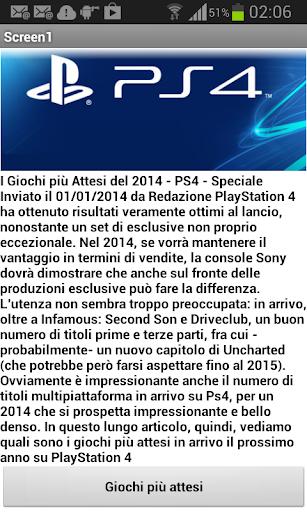 Ps4 2014 date di uscita Info