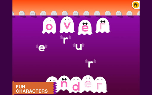免費教育App|Spelling Ghost Phonics FREE|阿達玩APP