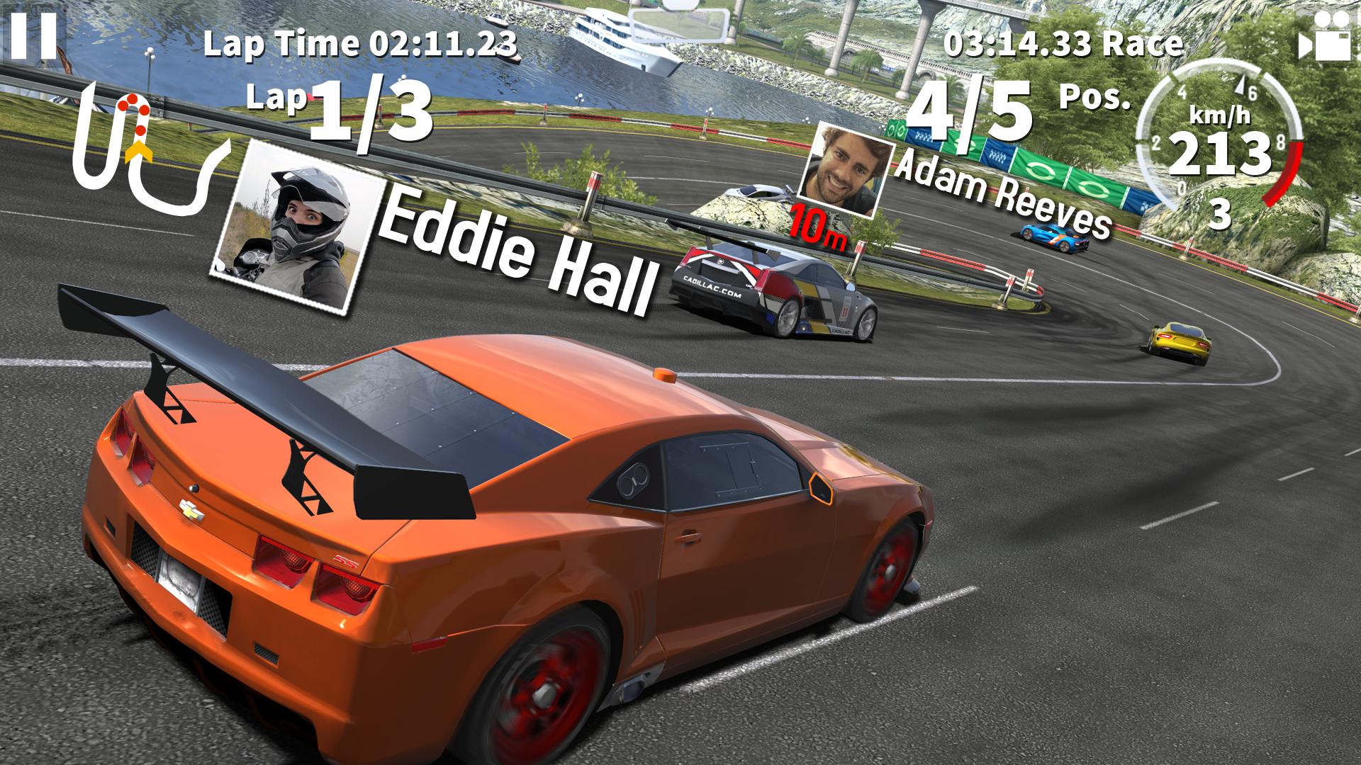 GT Racing 2: The Real Car Exp screenshot #12