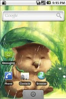 Screenshot of Mortal Wombat Live Wallpaper