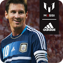 Official Messi Live Wallpaper icon